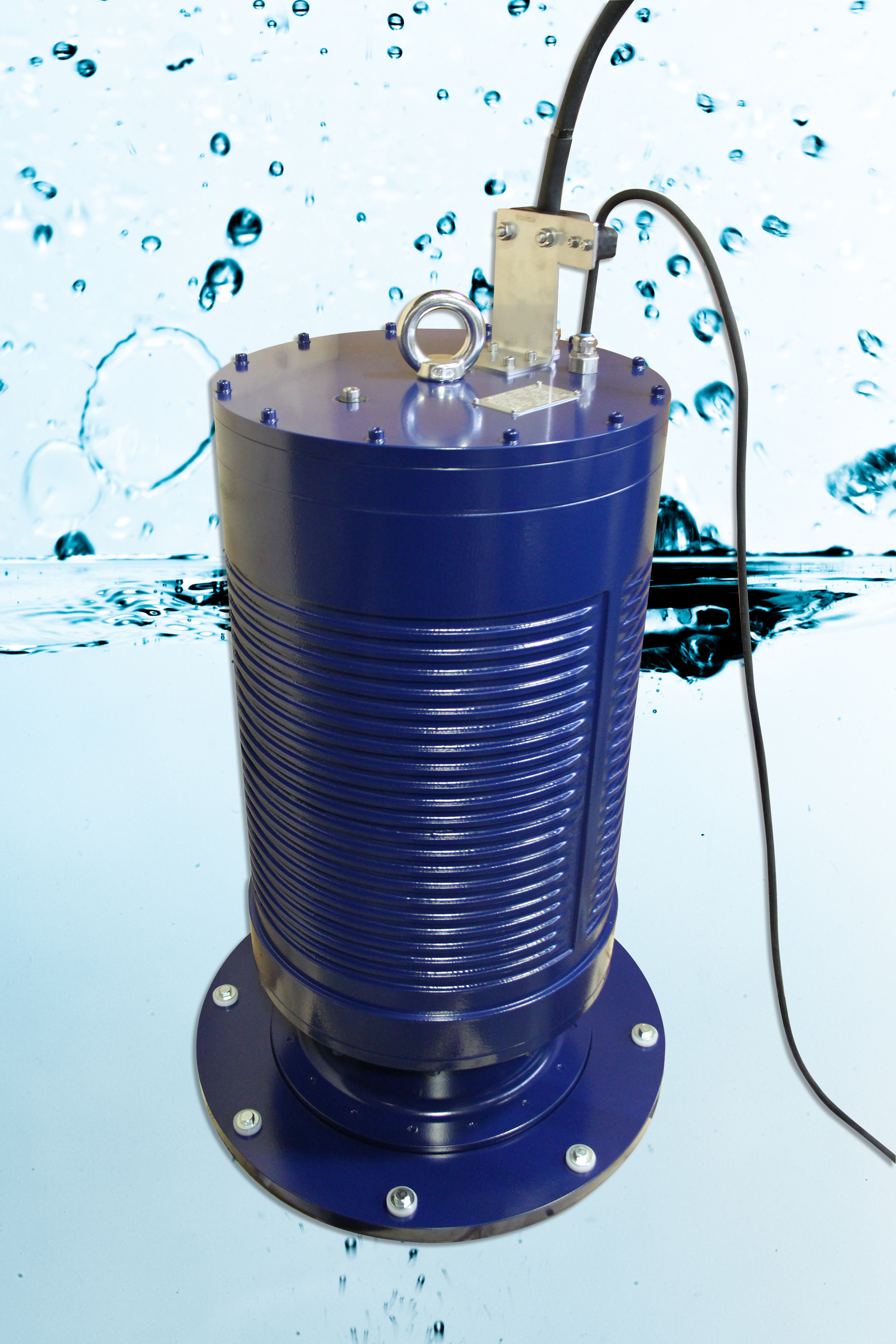 CUSTOMIZED ASYNCHRONOUS MOTORS FOR SUBMERSIBLE PUMPS